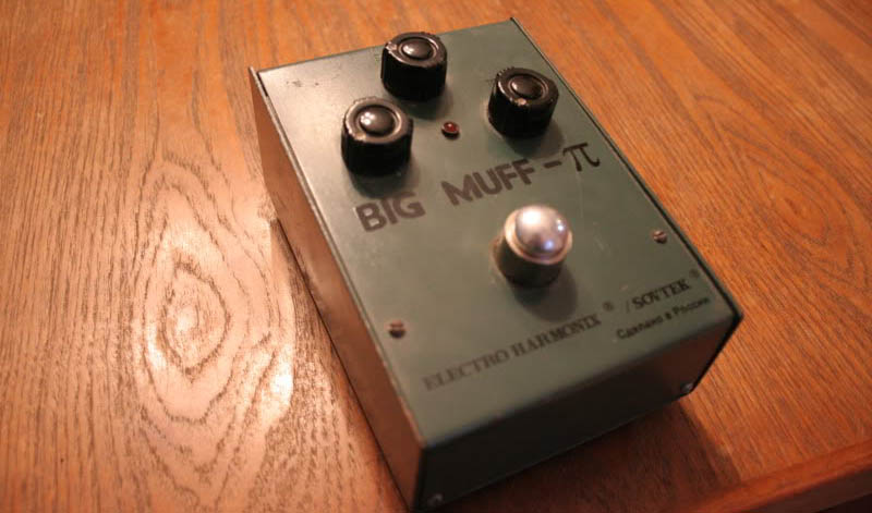 GREEN RUSSIAN SOVTEK BIG MUFF