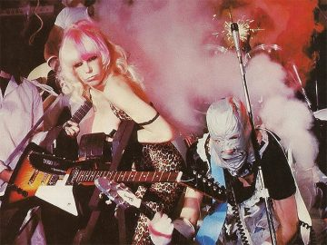 The Plasmatics (Stiff Records)